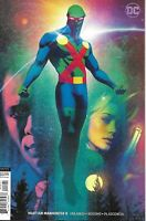 Martian Manhunter Comic Issue 8 Cover B Variant First Print 2019 Middleton DC