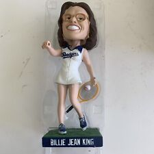 2019 Los Angeles Dodgers Billie Jean King Bobblehead SGA 9/21/19 Baseball MLB LA