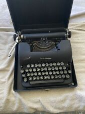 Vintage Smith Corona Typewriter Clipper