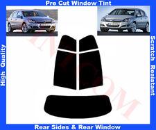 Pre Cut Window Tint Opel Astra H 5D 2004-2009 Rear Window & Rear Sides Any Shade
