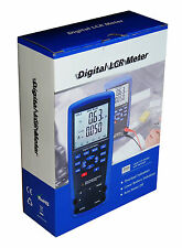 Professional Dt 9935 Lcr Meter Kelvin 4 Wire Ohm Inductance Capacitance Q D New