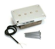 Chrome Alnico 5 Sidewinder Style Neck Pickup for Gibson EB Bass® Etc PU-EBA-C