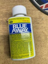 BLUE AWAY CHROME, STAINLESS METAL CLEANER