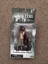 NECA Resident Evil Archives - Crimson Head Zombie - action figure Video Game NEW