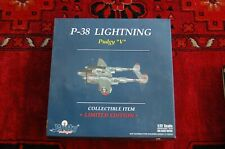 "Witty Wings 1/72 P-38L ""Pudgy V"", Maj. McGuire - Limited Edition_MIB"