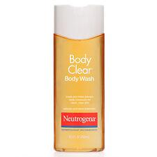 Neutrogena Cuerpo Transparente Gel de baño, Salicílico Ácido Tratamiento Acné