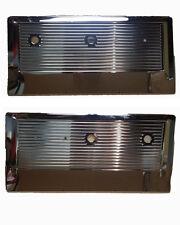 1967-71 Chevy/GMC Truck Blazer Jimmy Suburban Chrome Front Door Panel Set