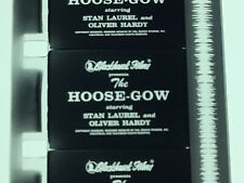 THE HOOSE-GOW 1929 Short Film Starring Laurel & Hardy 16mm Film Print With Track