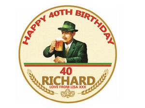 2 X PERSONALISED BIRRA MORETTI BEER BOTTLE LABELS 660ML - PARTY / BIRTHDAY