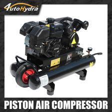 4utohydria Kohler Engine Wheelbarrow Gas Driven Piston Air Compressor 9gallon