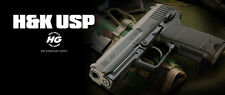 """H&K USP HG"" Tokyo Marui AIR HOP UP HAND GUN from Japan NEW!! Over 18 years old"