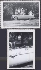 Vintage Car Photos 1955 Ford Sunliner Convertible Automobile 773606