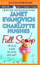 Full: Full Scoop 6 by Charlotte Hughes and Janet Evanovich (2014, MP3 CD,...