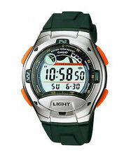 Casio Digital Wristwatches with Tide Indicator