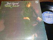 JOSÉ MERCÉ CON ENRIQUE MELCHOR Y TOMATITO - Verde Junco, LP SPAIN 1985 FLAMENCO