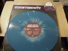 LP:  SHARK MOVE - Ghede Chokra's  NEW BLUE SPLATTER VINYL INDONESIA 1970 PSYCH
