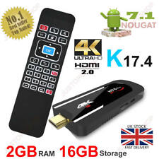 H96 Pro 2GB+16GB Octa Core Android 7.1 Smart TV Dongle 5Ghz WIFI+Mini Keyboard