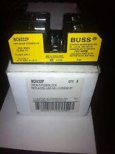 Lot of 8 - Buss- BC6032P - Fuseblock Replaces CC60030-2P