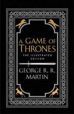 A Game of Thrones by George R. R. Martin (1st Edition,1st Print - Hardback,2016)