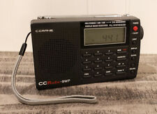 C.Crane CCRadio-SWP FM AM Shortwave Pocket Radio, World Band Receiver