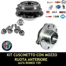 KIT CUSCINETTO MOZZO RUOTA ANTERIORE ALFA ROMEO 159 / BRERA / SPIDER CON ABS