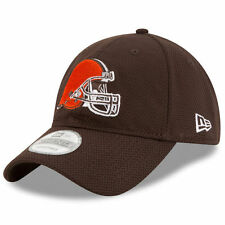 Cleveland Browns New Era Perf Shore Training Mesh 9TWENTY Adjustable Hat - Red