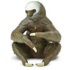 Two-Toed Sloth Wild Safari Figure Safari Ltd NEW Toys Educational
