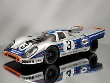 CMR Porsche 917K #3 12h Sebring 1971 Winner Martini Elford / Larrousse 1:18
