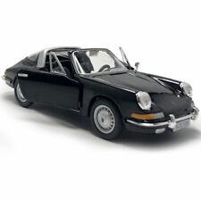 1:32 Porsche 911 Sports Car Model Car Diecast Vehicle Collection Display Black
