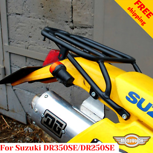 For Suzuki DR350SE Rear rack DR250SE Rear luggage Rack for bags, Free shipping