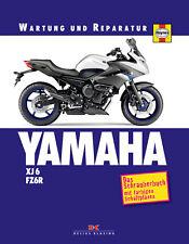 YAMAHA XJ6 FZ6R REPARATURANLEITUNG Reparaturbuch Reparatur-Handbuch Wartung Buch