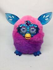 "Rare Crystal Furby Boom Pink and Purple Hasbro ( 2012)  8"""
