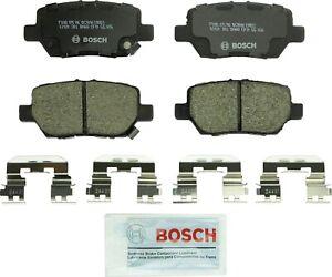 Disc Brake Pad Set-Quietcast Ceramic Pads Rear Bosch BC1090 fits 05-12 Acura RL
