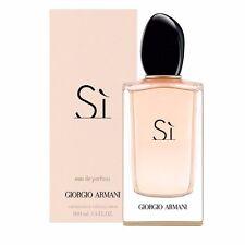 Giorgio Armani Si eau de parfum 3.4 oz/ 100ml boxed sealed