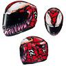 2021 HJC RPHA 11 PRO Carnage Marvel Full Face Street Motorcycle Helmet