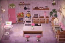 New Horizons - 🌸29 Pcs Luxury Cute Pink Cherry Kitchen Furniture Item Set🌸