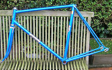 Italian Road frame by Bottecchia late 60s/ early 70s 58cm repainted c/w seatpost