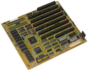 Acer 286 motherboard with 16Mhz CPU and 1MB memory