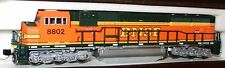 N scale Kato  SD70MAC   BNSF Railway #8802  - DC -   176-6401