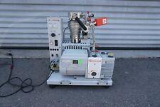Edwards Diffstak Model 63150 Diffusion Pump With 15 Vacuum Pump