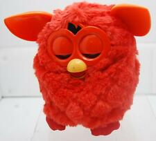 "2012 HASBRO FURBY ORANGE ""A MIND OF IT'S OWN"" INTERACTIVE TOY"