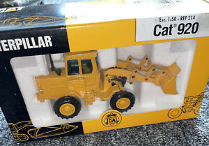 Joal Cat Caterpillar 920 Wheel Loader 1/50 Scale