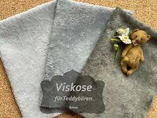 Viskose für Teddybären, Helmbold V1-3, Webpelz, Fell, Kunstfell, Stoff, Mohair,