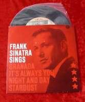 EP Frank Sinatra Sings Granada + 3 (Bertelsmann Reprise) D