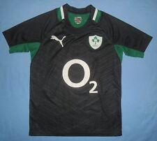 Ireland (IRFU) / 2012-2013 Away - PUMA - JUNIOR rugby Shirt / Jersey. 14y, 164cm