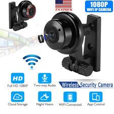 1080P Wifi CCTV Camera IR Outdoor Security Surveillance Night Vision Home Camera