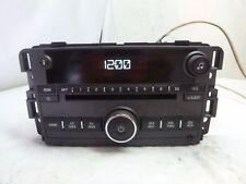 09 2009 Pontiac Torrent Radio Cd Player 25957003 EKH010