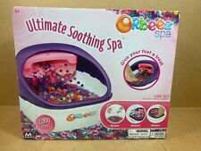 Orbeez Ultimate Soothing Spa - Includes 2000 Absorbent Water Beads - Free Ship