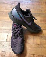 Nike Air Zoom Pegasus 35 Running Shoes Men's Size 10 .5 Black/Laser BV6106-001