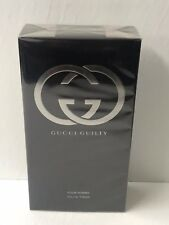 Gucci Guilty Pour Homme by Gucci 5.0 oz / 150 ml EDT Cologne for Men New In Box
